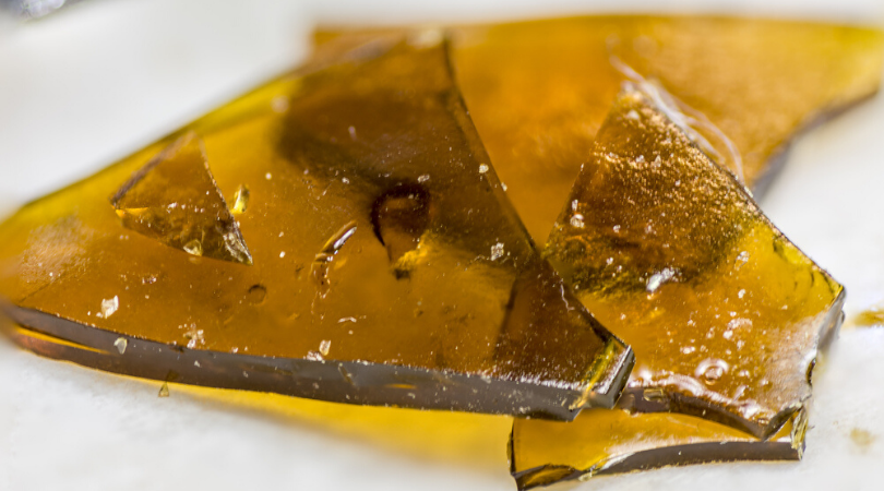 CBD Shatter: What Is It, How to Use Properly?