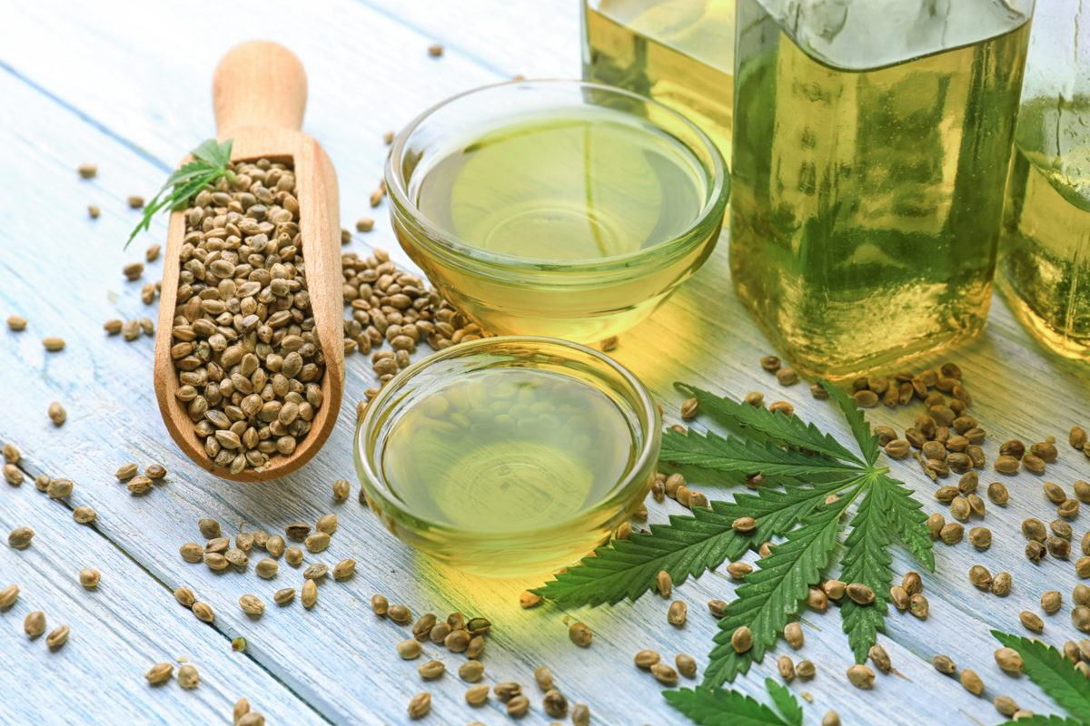 5 Powerful Benefits of Hemp Oil